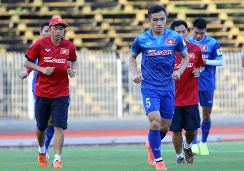 4 cầu thủ đứng trước nguy cơ bị loại ở đội tuyển Việt Nam