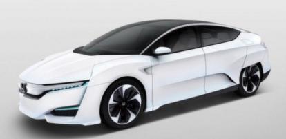 2017 Honda FCV Hybrid