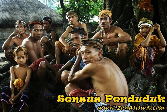 Sensus Penduduk, Pengertian Sensus Penduduk, Jenis-jenis Sensus Penduduk, Sensus de jure, Sensus de facto, Metode Sensus Penduduk | www.zonasiswa.com