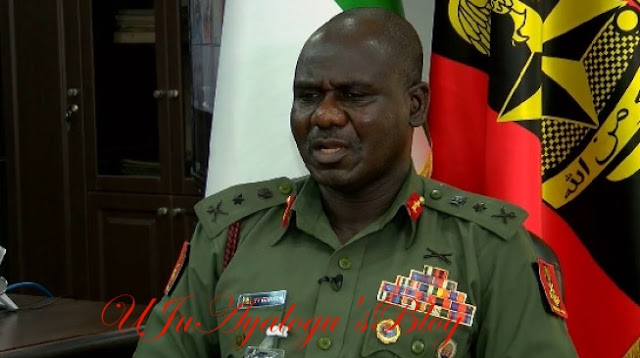 Transparency International's report on Nigeria's Military Spending A New Low For Global Anti Corruption War - Group