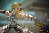 Saber PVC Figure (Fate/stay night), Ozine Fest 2010, Mandaluyong.