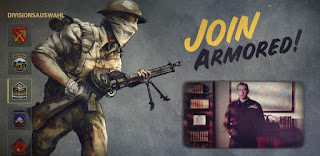 Call of Duty, CoD, WW2, Class, Division, Armored