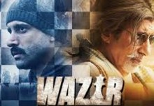 Wazir 2016 Hindi Movie Watch Online