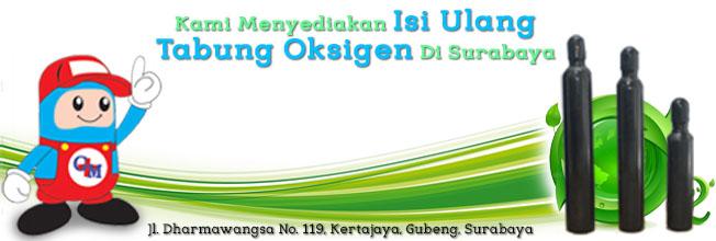 Isi Ulang Oksigen Di Surabaya