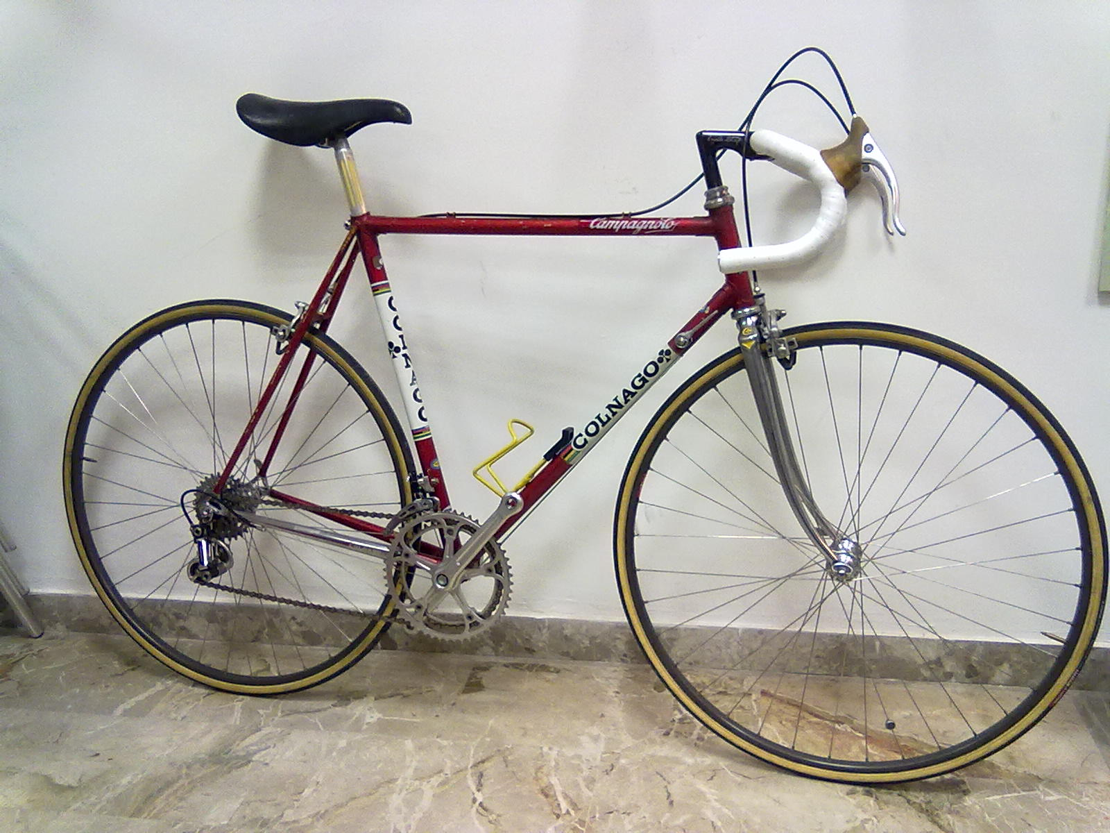 Bicycles - Vintage bikes, frames and components: COLNAGO MEXICO 1978
