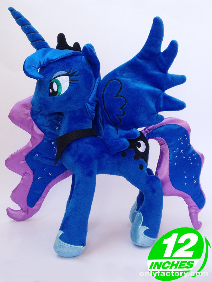 OnlyFactory Unlicensed Princess Luna Plush