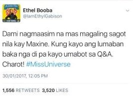 Ethel Booba on the BB Pilipinas Audition Forms: 'S*x = Once a week!'