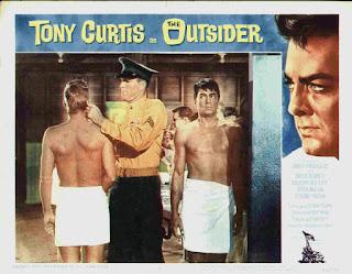 Cartel - El sexto héroe - Tony Curtis