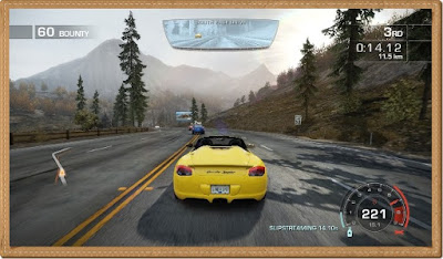 Need For Speed Hot Pursuit PC Games Gameplay