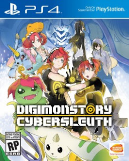 Review Digimon Story Cyber Sleuth