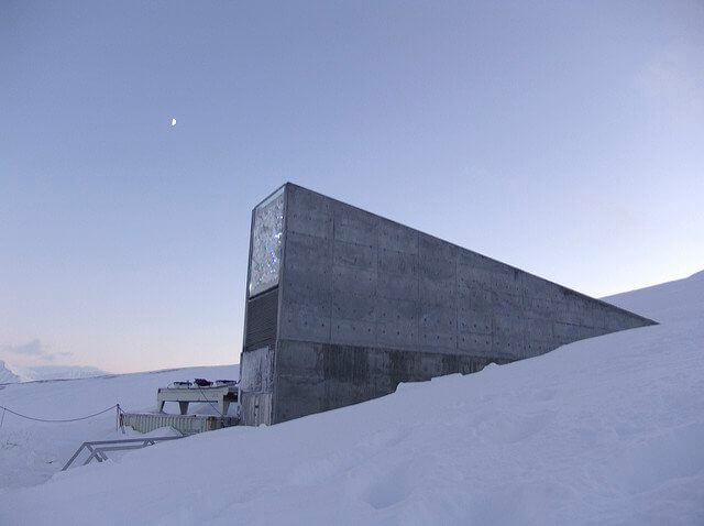 9 'Forbidden' Areas Of The World You've Probably Never Heard Of - Svalbard Global Seed Vault, Norway