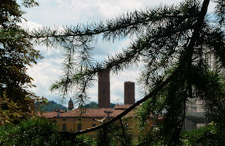 Parco della Montagnola visiter bologne
