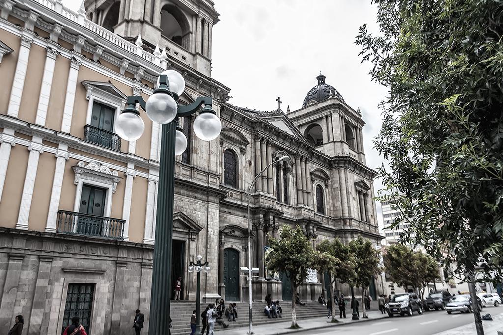 Catedral Basílica Menor de Nuestra Señora de La Paz