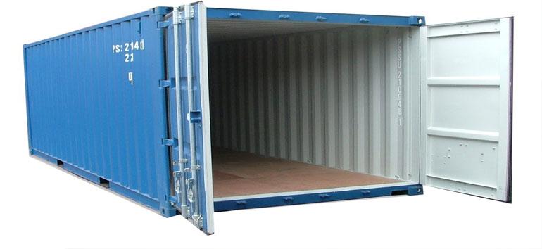 cách xếp hàng vào container