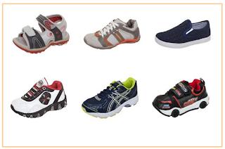 Marcas de calçados infantis
