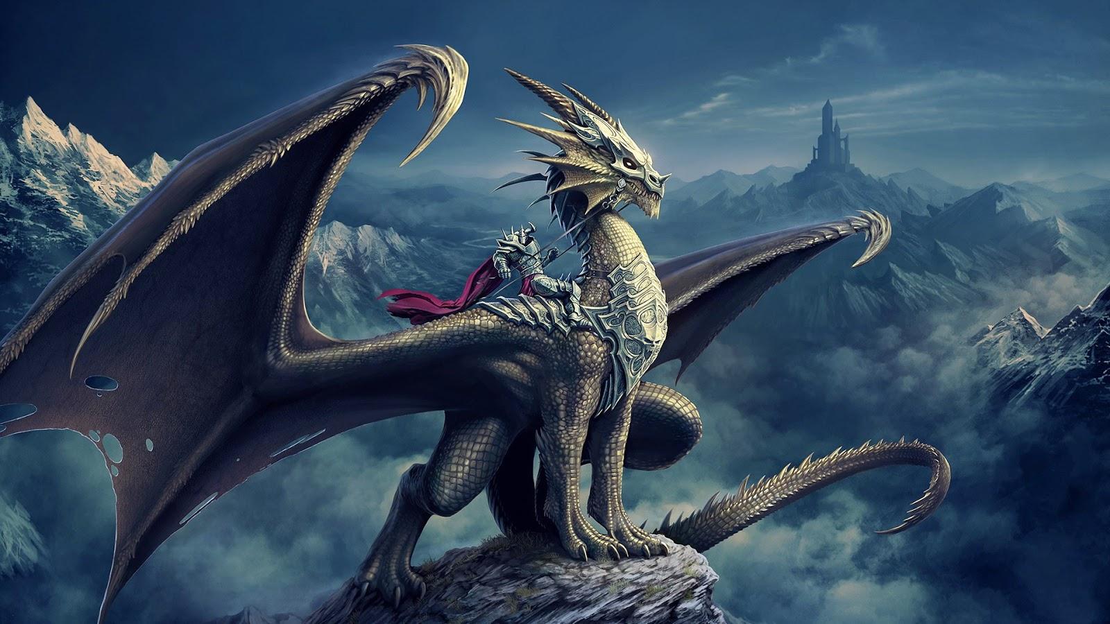 Fond d'écran dragon HD - Fonds d'écran HD