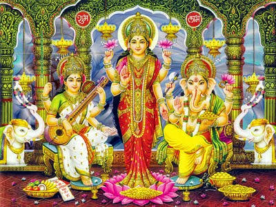 Step By Step Guide for Laxmi Puja - Lakshmi pujan