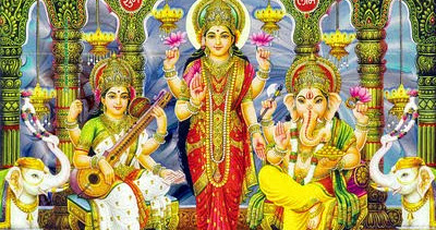 Step By Step Guide for Laxmi Puja - Lakshmi pujan - Diwali 2016 - Laxmi Pujan to Attract Wealth