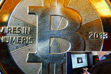 Bitcoin moneda Internet