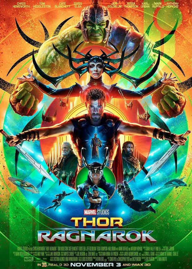 مشاهدة فيلم Thor: Ragnarok 2017 مترجم