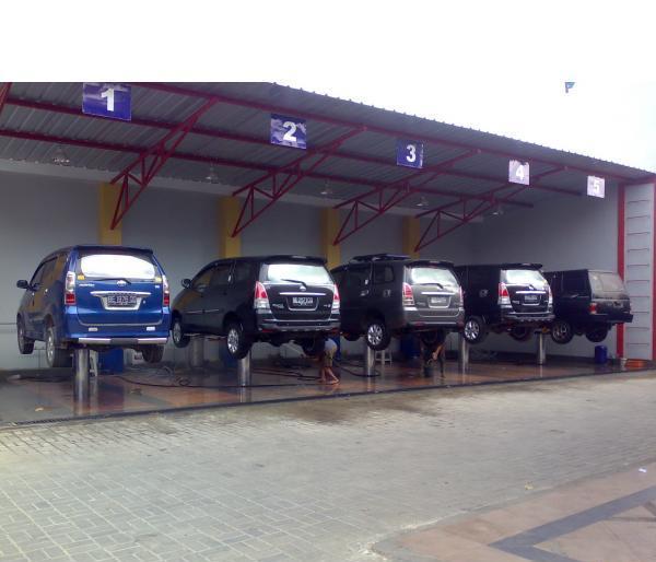 Langkah-Langkah Membuka Usaha Cuci Motor dan Mobil (part ...