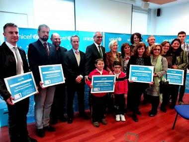 UNICEF reconoce el CEE Ponce de León como referente en educación en derechos
