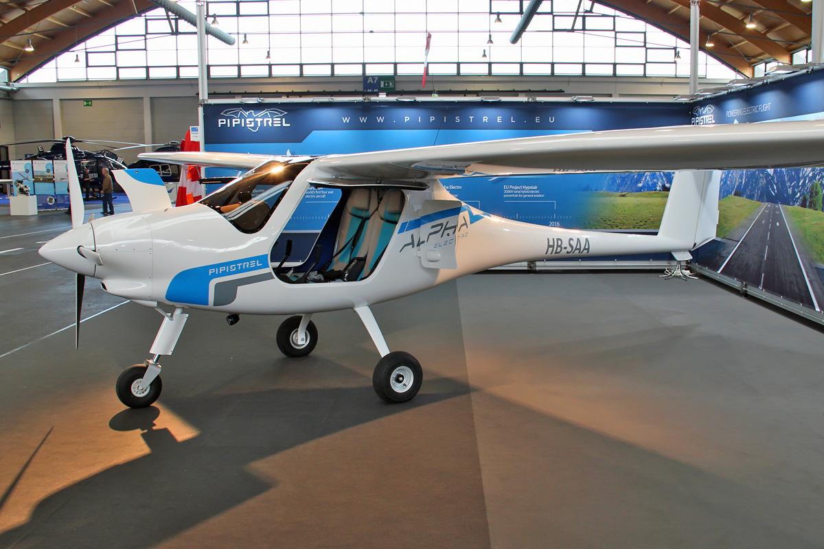 MG Pipistrel%2BAlpha%2BElectro Pipistrel%2BAircraft HB SAA 06.04.17 FDH 2264
