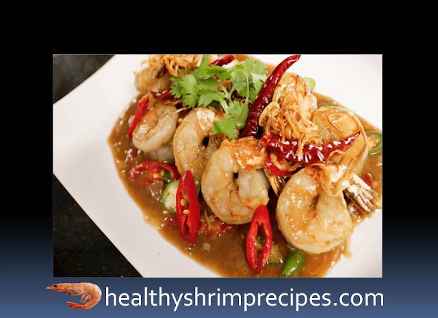 Tamarind shrimp recipe