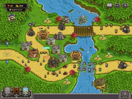 Kingdom Rush Frontiers v1 1 0 [Apk+Data] Android | Kloningsoft
