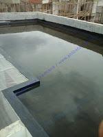 material waterproofing membrane bakar