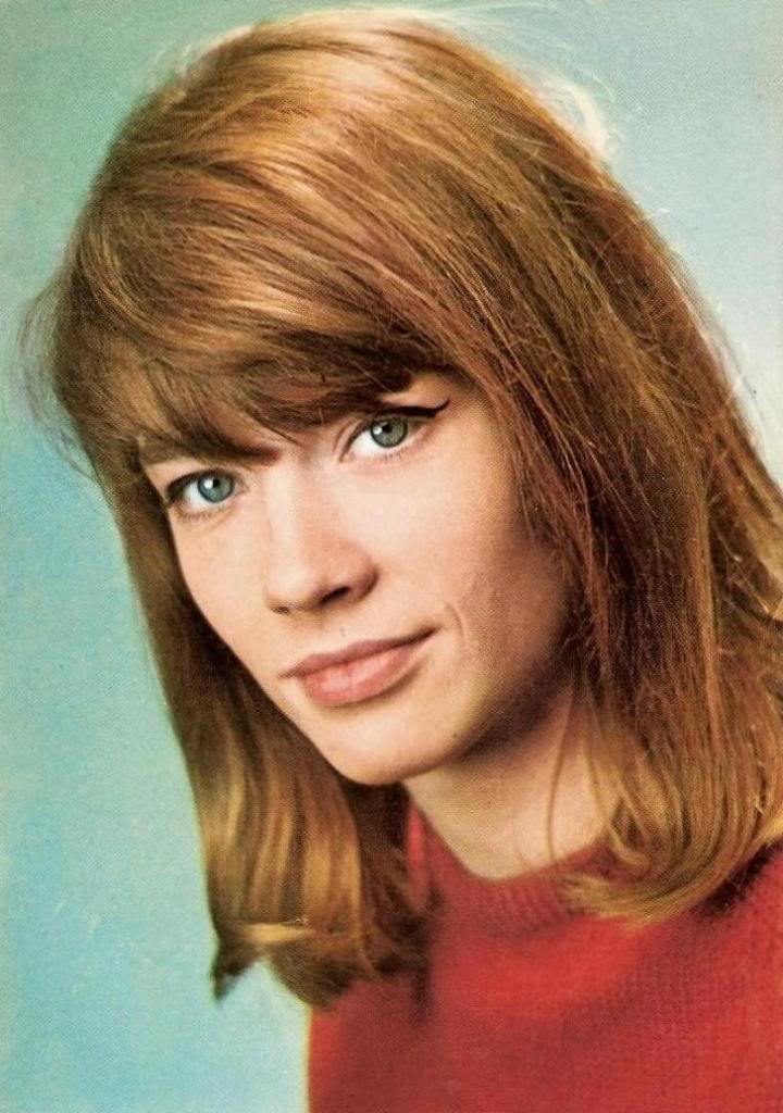 Françoise Hardy HairStyles