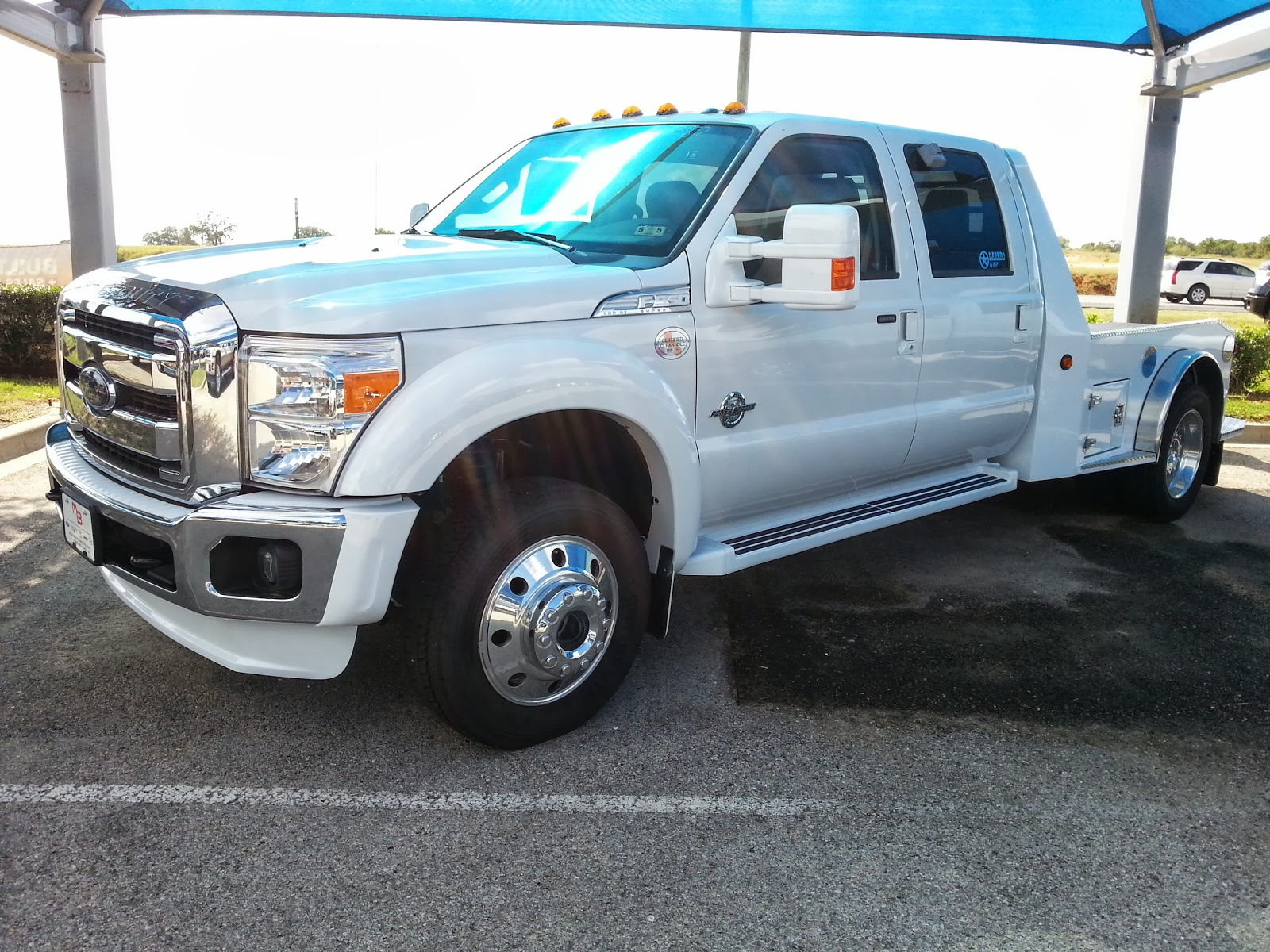 small resolution of new ford f550 laredo custom bed hauler truck bed watch