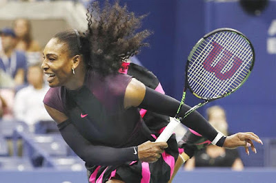 Wimbledon Champion Serena Williams Moved in to Third Round of US Open Defeating Fellow American Vania King