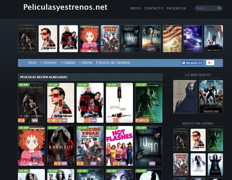 peliculasyestrenos.net/