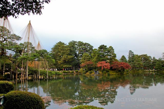 pond kanazawa