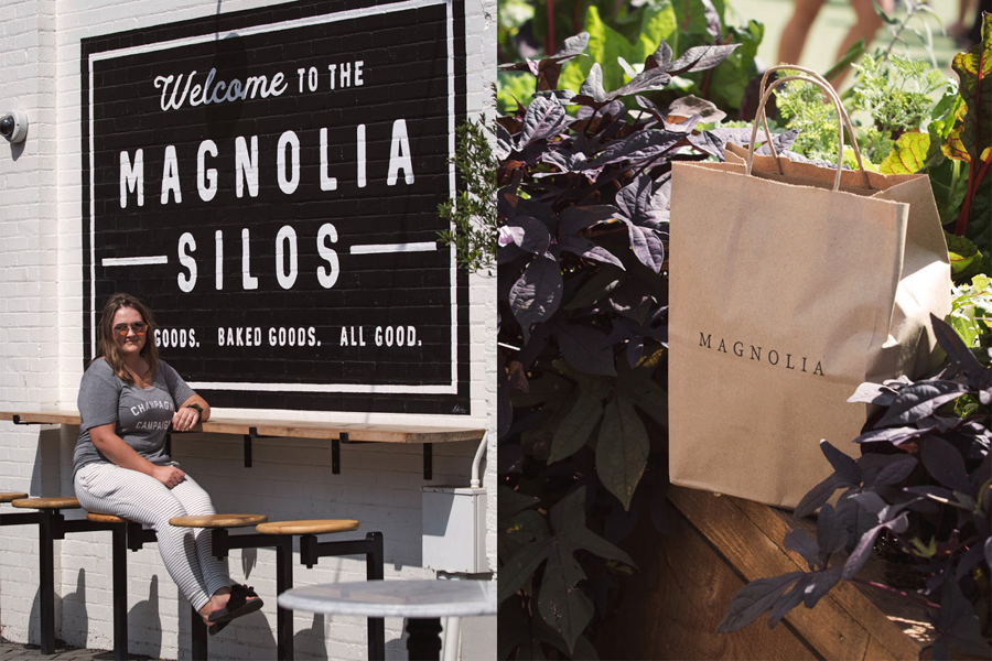 Texas Travel Guide, Waco Texas Things to Do, Magnolia Silos Recap, Magnolia Silos Day, Shopping at the Silos, Frankie Jean Clothing and Apparel, College Blogger, Lifestyle Blogger