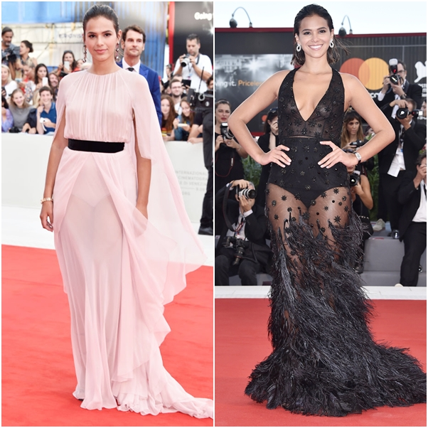 Looks festival cinema veneza bruna marquezine