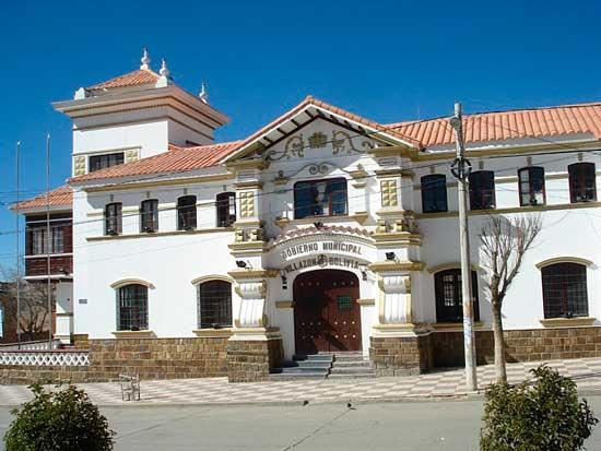 Concejo Municipal de Villazón con nueva directiva