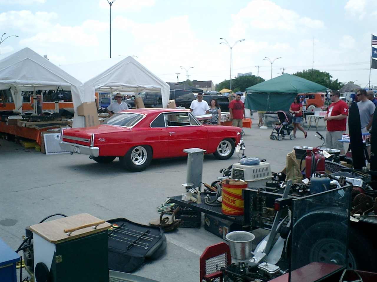 dfw swap meet 2015