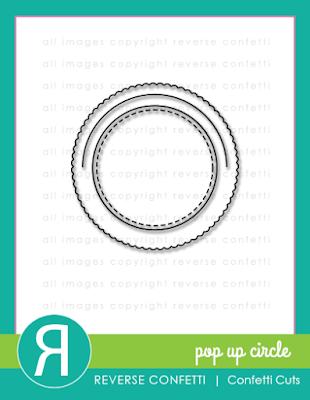 pop up circle