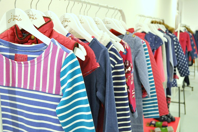 Joules Kids striped collection 2015