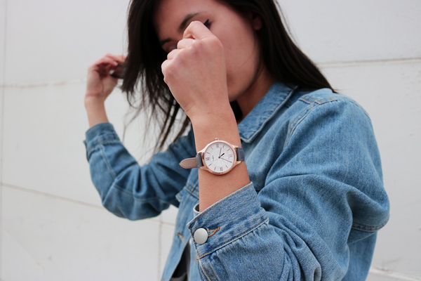 Women's Timex Watch, Outfit, Blogger, Portrait, Photography