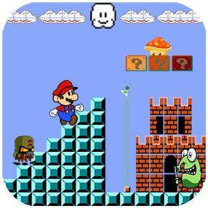 Classic Mario Jump