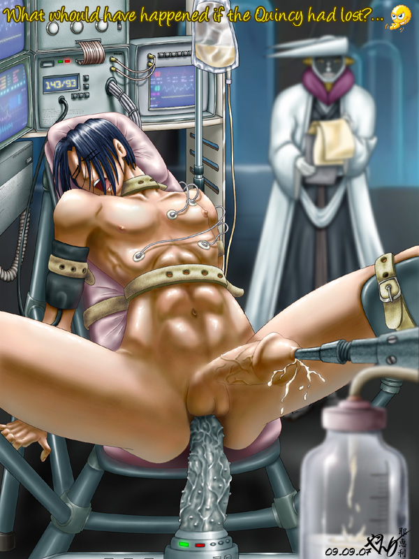Forced urethal penetration sissy can not