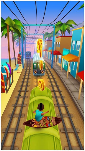 The pop endless runner game Subway Surfers has received nonetheless some other content update Subway Surfers 1.35.0 APK