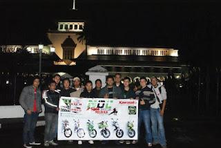NOC MEDAN & NOC BANDUNG di Gedung Sate, Bandung