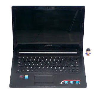 Laptop Gaming Lenovo G40-80 Core i7 Double VGA Bekas Di Malang