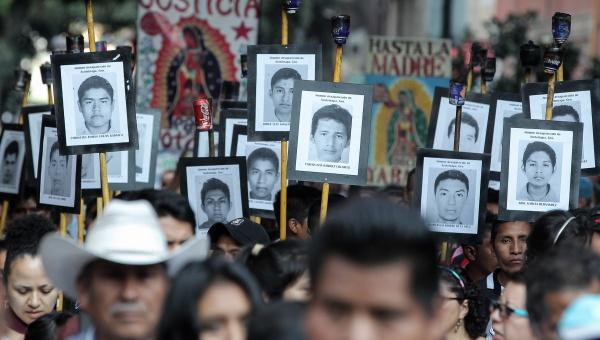 ONU: acciones de México contra desapariciones han fracasado