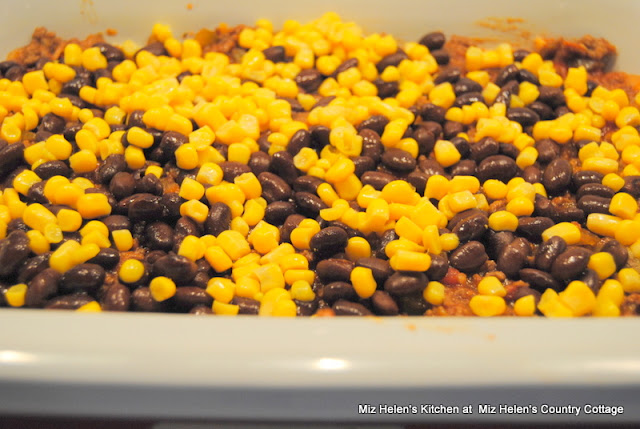 Crock Pot Tex Mex Casserole at Miz Helen's Country Cottage