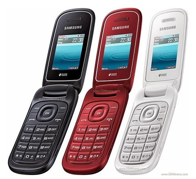 Обзор сотового телефона Samsung GT-E1272